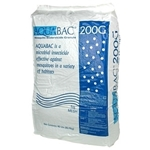 AquaBac 200G Bti Granular Biological Mosquito Insecticide, 40 Lbs.