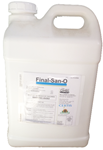 Final-San-O Non-Selective Grass and Broadleaf Herbicide, OMRI Listed, 2.5 Gal.