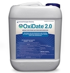 Oxidate 2.0 Fungicide Bacteriacide, OMRI Listed, 2.5 Gal.