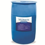 SaniDate 5.0 Sanitizer Disinfectant, OMRI Listed, 55 Gals.